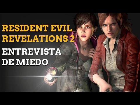 Resident Evil Revelations 2: Entrevista con su productor Michiteru Okabe