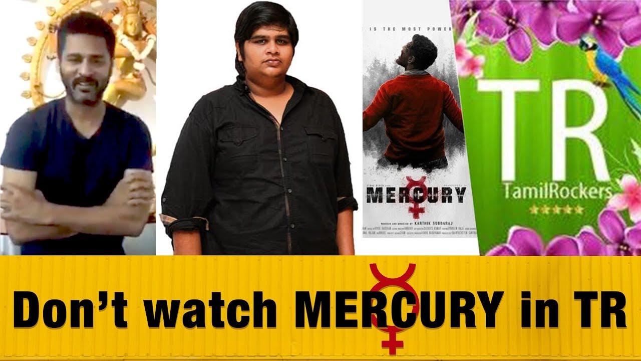 Prabhudeva's Request to Tamil Audience | #Mercury Movie | Karthik Subbaraj  | IBC Tamil