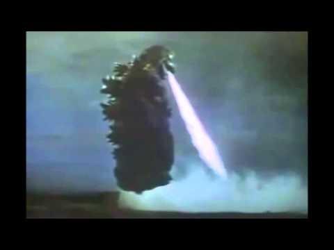 Godzilla Believes He Can Fly!