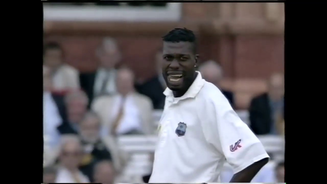 Download CLASSIC!!! An incredible finish to a test match-  England v West Indies, Lord's 2000. Amazing match!