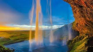 "Peaceful music, Relaxing music, Instrumental music, ""Peacefull Waterfalls"" Tim Janis"