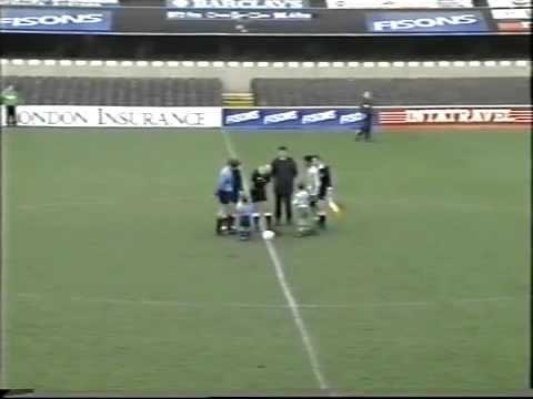 Grundisburgh v Whitton Utd Suffolk Senior Cup Final 1995