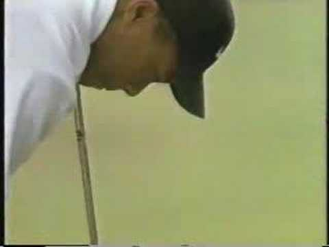 Tiger Woods first Nike Commercial - I am Tiger Woods.