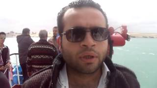 حركة تمرد فى قناة السويس الجديدة 11مارس 2015