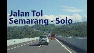 Jalan Tol Semarang - Solo (Gayamsari - Salatiga)