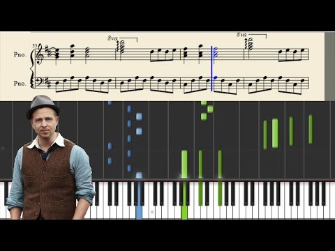 One Republic - Secrets - Advanced Piano Tutorial