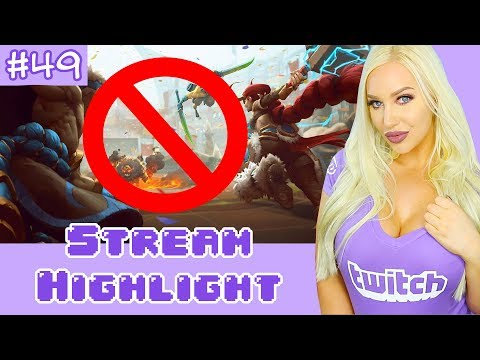 NOT OLD ENOUGH TO PLAY! - Stream Highlight #49