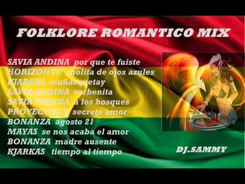 FOLKLORE ROMANTICO MIX