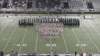 Southlake Carroll Emerald Belles Halftime 11 4 2016