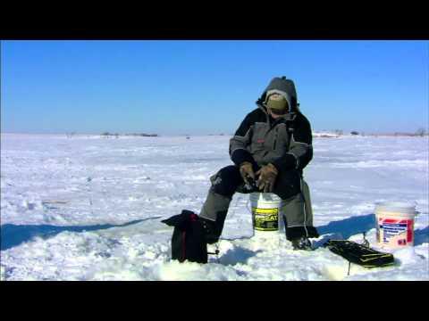 South dakota ice fishing northern pike doovi for Ice fishing south dakota