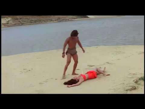 Hemant Birje And Kimi Katkar  - Tarzan - Bollywood  Scene