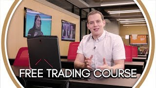 I'm giving away a trading course