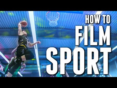 5 Tips for an EPIC SPORT VIDEO