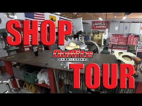 Do-Rite Fabrication Shop Tour 2