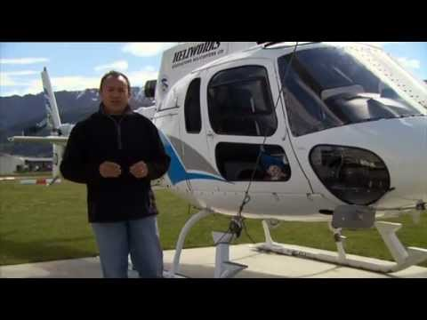 Mountain Flying Rotary Wing (English)