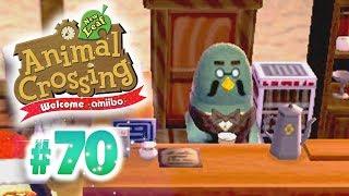 Animal Crossing New Leaf: Un Petit Café ?