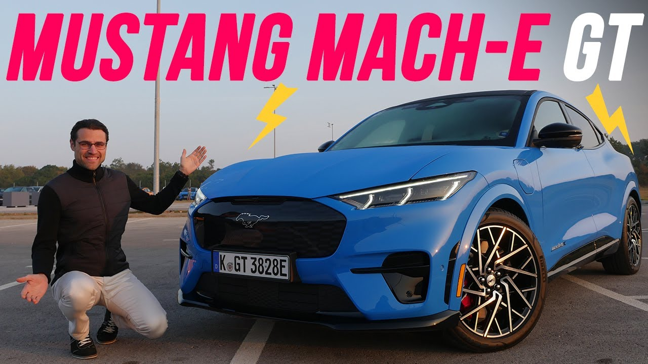 Download Ford Mustang Mach-E GT Performance REVIEW - my new favorite EV 🤩 ?