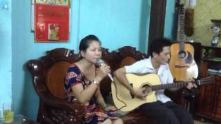 Một người đi - Ca lẻ Cẩm Vân ft Guitar Thông Polero