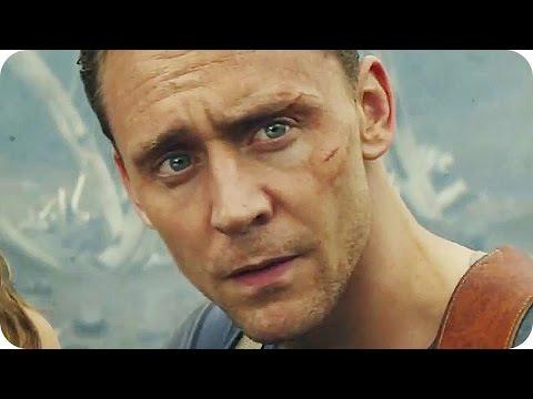 KONG: SKULL ISLAND Comic-Con Trailer (2017) Tom Hiddleston, Brie Larson King Kong Movie