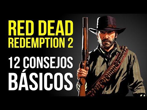 RED DEAD REDEMPTION 2, 12 CONSEJOS básicos que DEBES SABER thumbnail