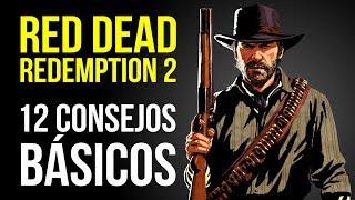 RED DEAD REDEMPTION 2, 12 CONSEJOS básicos que DEBES SABER