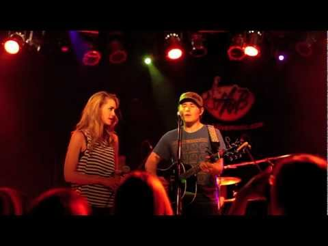 """""""More In Love With You"""" LIVE Jason Reeves & Nelly Joy"""