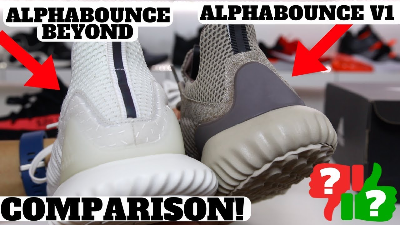 83c05cf721155 AlphaBounce Beyond Worth Buying vs Alpha Bounce V1 Comparsion On Feet Review