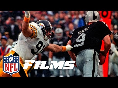 Kevin Greene Becomes A Steeler & Blitzburgh Is Born | NFL Films | Kevin Greene: A Football Life
