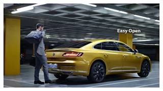 The new Volkswagen Arteon 2017