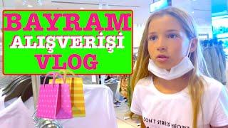 Bayram Alışverişi Vlog. Ecrin Su Çoban