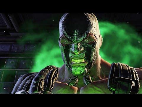 Batman Arkham Origins: Venom Bane Boss Fight (4K 60fps)