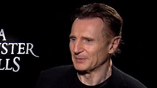 EXCLUSIVE: Liam Neeson Talks Heartbreaking