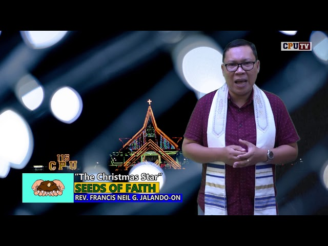 SEEDS OF FAITH EPI 143 The Christmas Star