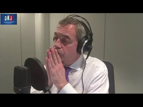 The Nigel Farage Show on LBC - Nicola Sturgeon Wants A Second Scottish Referendum - 13/03/2017