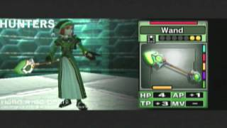 Phantasy Star Online Episode III: C.A.R.D. Revolution Intro