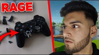 APORED wirft CONTROLLER wegen LAGS in FORTNITE ULTRA RAGE | Fortnite Battle Royale