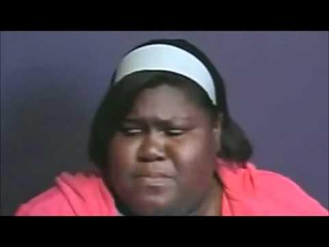 Gabourey Sidibe audition