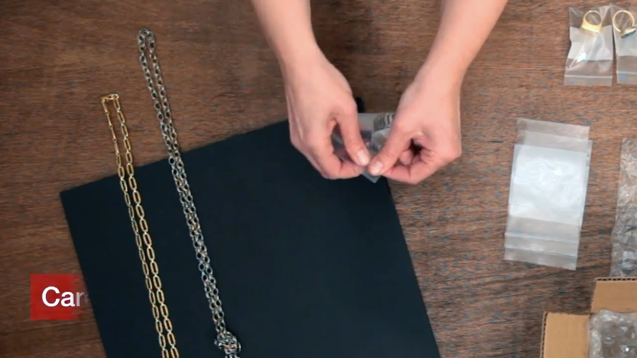 Pack Your Jewelry Like A Pro