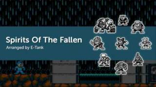 Spirits Of The Fallen (Mega Man 10 - Wily Stage 1)