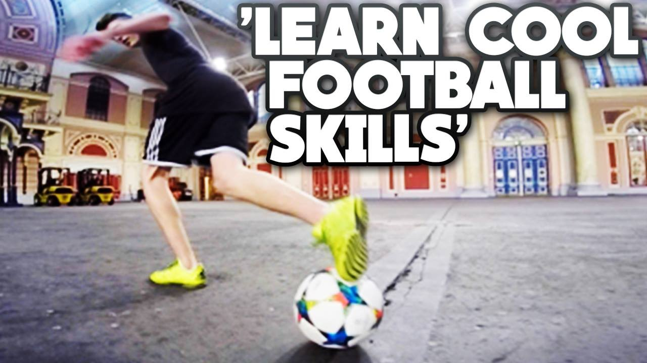 Freestyle Soccer Tutorials - Learn How ... - Beyond Football