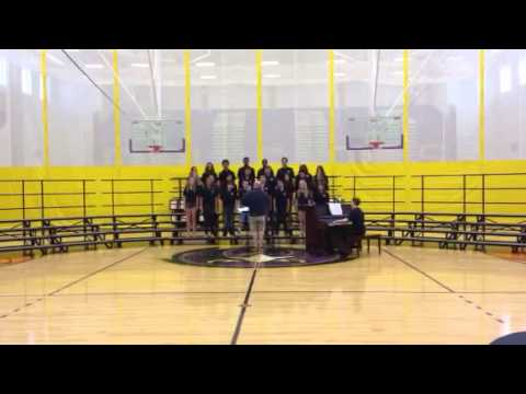 Stony Brook Middle School Choir competition #2