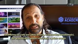 Nassim Haramein - WSIM 2017 - The Field of Boundless Information, fragmenty (PL)