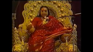 1988-0814 Fatimabai Puja Talk, St George, Switzerland, transcribed