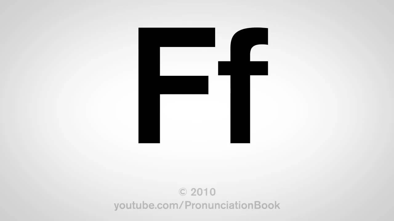 ����f�_BasicEnglish:HowtoPronouncetheLetterF-YouTube