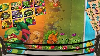 The King of the Ring (No Onion Rings) - Top Tier Tempo GK - Pvz Heroes