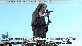 La supplica a Santa Rita da Cascia
