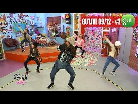 GU&39; 0912 - Tuto danse de Sabrina Lonis sur Ed Sheeran  Les samedis à 13h30 sur Gulli 2