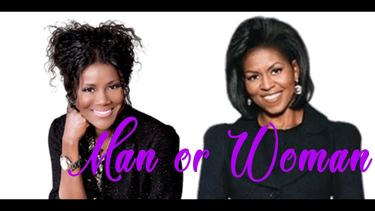 Juanita Bynum is (MAN)? Michelle Obama is (Woman)! | Brian Carn, Paula White are Puppets