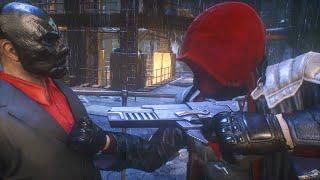 DLC Red Hood / Capucha Roja Batman Arkham Knight - Español Latino