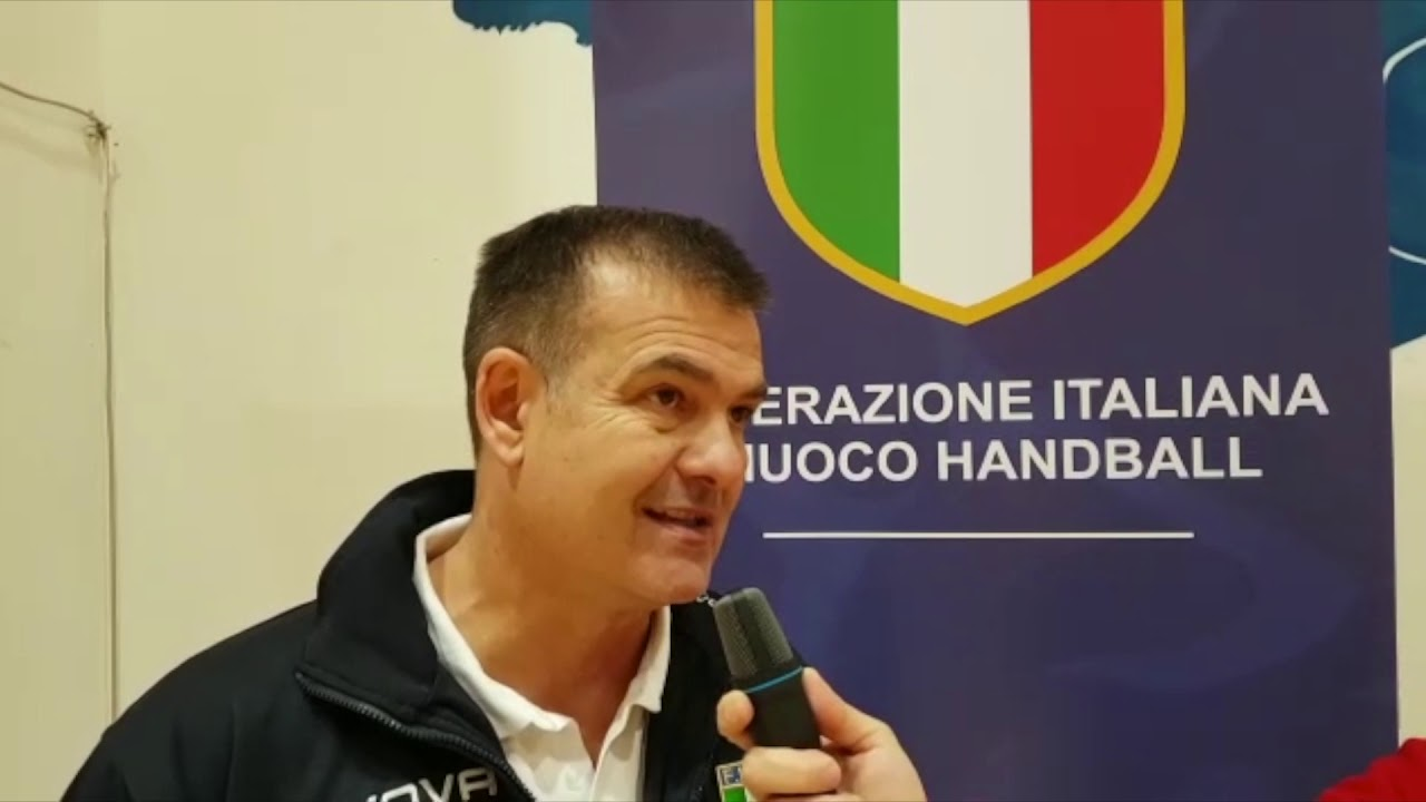 Italia-Lussemburgo 33-25 | Intervista al DT Trillini